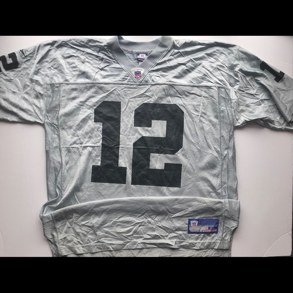 6b99f281336 Reebok Shirts | Rich Gannon Oakland Raiders Jersey | Poshmark
